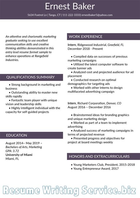 What Is The Best Resume Format To Use