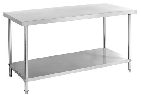 restaurant kitchen work tables furniture tremendous stainless steel prep table for
