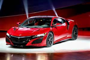 Acura Australia The New Acura Nsx At The Detroit Auto Show Abc News