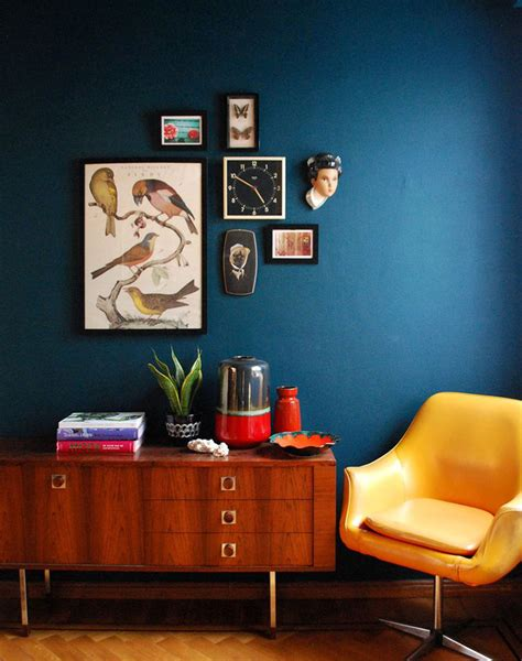 drawing room colour games dark blue interior inspiration lobster and swan