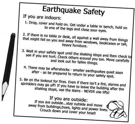 earthquake safety team 8 2 science january 2014