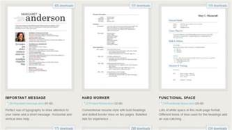 Resume Templates Lifehacker 275 Free Resume Templates For Microsoft Word Lifehacker Australia