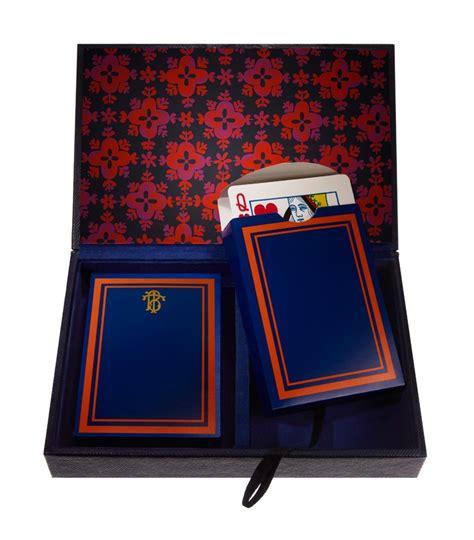 Tory Burch Gift Card - tory burch playing card set baralhos pinterest