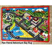 This Paw Patrol Adventure Bay Rug Is A MUST HAVE  Best