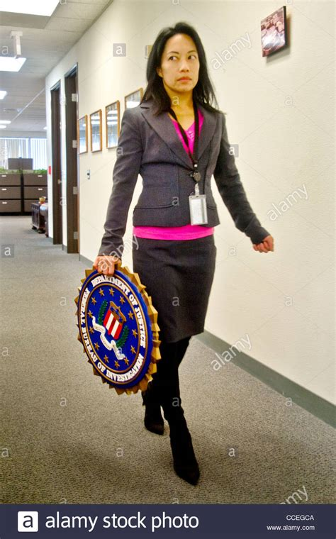 what is the female fbi agent in blacklist a filipino american fbi agent carries a bureau logo in the