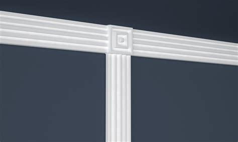 wand zierleisten styropor 2 meter bord 252 re flachprofil stuck innen wand styropor