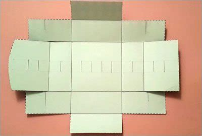 Handmade Boxes Templates - how to make paper gift box diy craft using free template