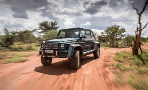 2018 mercedes maybach g650 landaulet review price specs