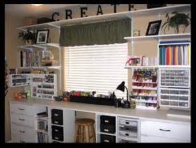 craft room shelving ideas do it myself crafts craft room upgrade