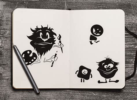 sketchbook mockup free 10 free psd sketchbook mockups by webhub on deviantart