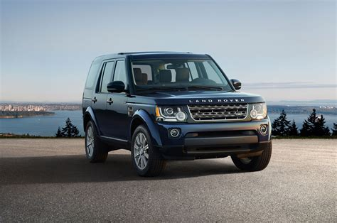 2014 Land Rover Lr4 Front View Photo 7