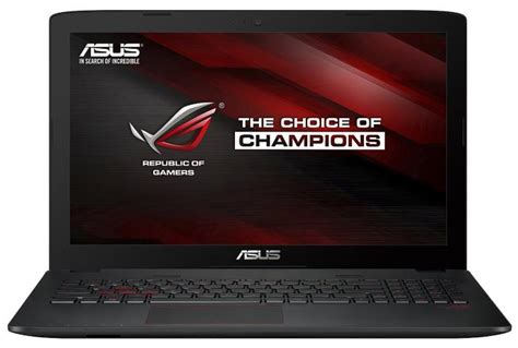 Asus Notebook Rog Gl552vw Dh71 asus rog gl552vw dh71 dh74 15 6 quot gaming laptop geforce gtx 960m gpu intel i7 cpu 16gb