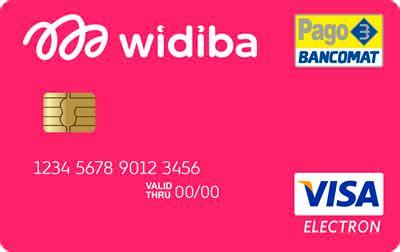 carta prepagata carte di credito e prepagate widiba