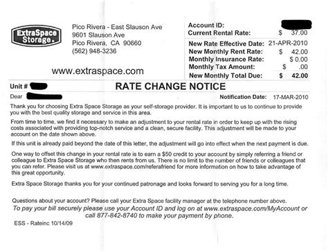 Letter Yelp 12 Month Rate Increase Letter Yelp
