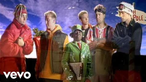nsync merry christmas happy holidays videoclip youtube