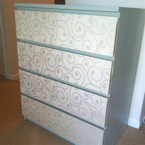 malm dresser painted ikea malm dresser painted drawers are covered with