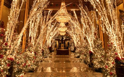 the roosevelt hotel new orleans christmas decorations