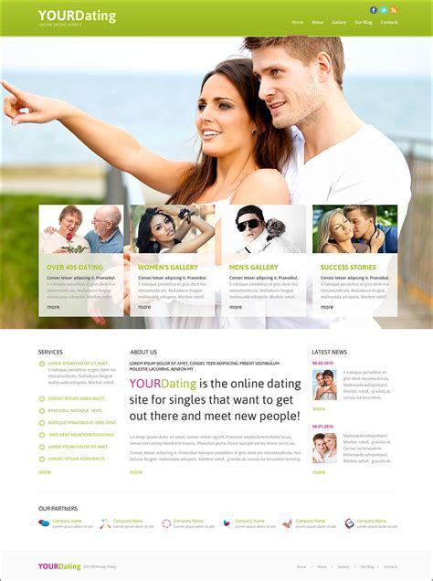 dating template wordpress programsigma