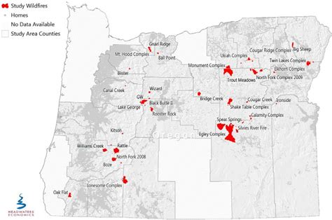 map of oregon fires oregon home building higher temperatures drive price tag