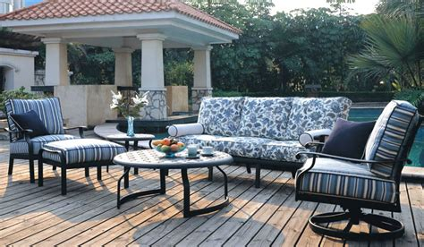 patio renaissance mandalay sling outdoor casual furniture