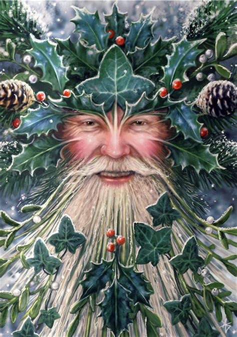the pagan origins of christmas decorations from the