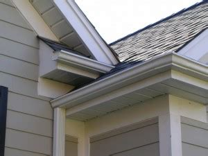 K Style Galvanized Gutters - k style gutters custom installations inc lake forest il