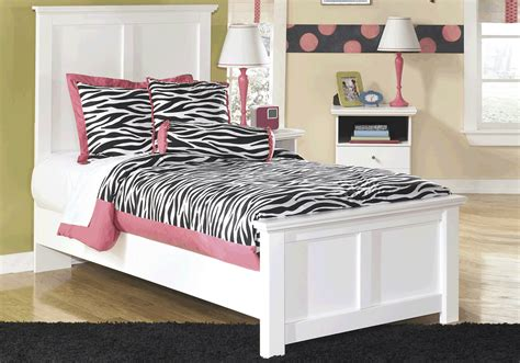 bostwick shoals bedroom set bostwick shoals white twin bedroom set lexington overstock warehouse