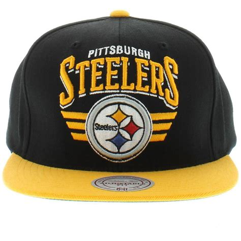 what are the steelers colors pittsburgh steelers team colors the stadium snapback by