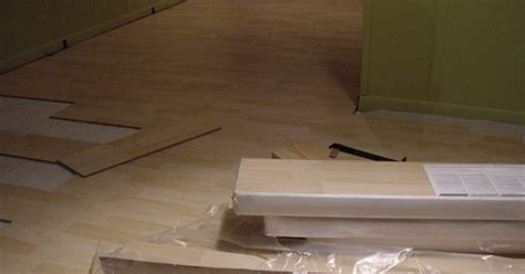 how to install engineered wood floors with insulation ehow uk
