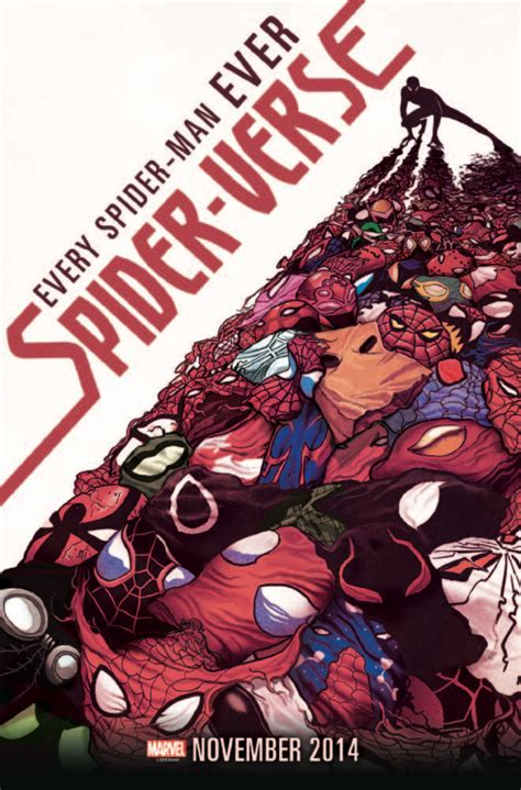 spider verse marvel announces spider verse event by slott and coipel