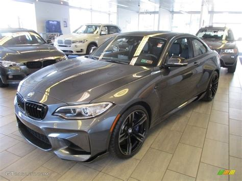 2017 Interior Paint Colors by 2016 Mineral Grey Metallic Bmw M2 Coupe 112317215 Photo
