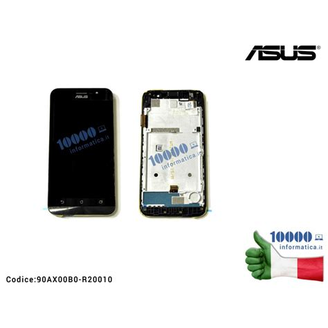 Lcd Asus Zenfone Go 90ax00b0 r20010 display lcd con vetro touch screen asus