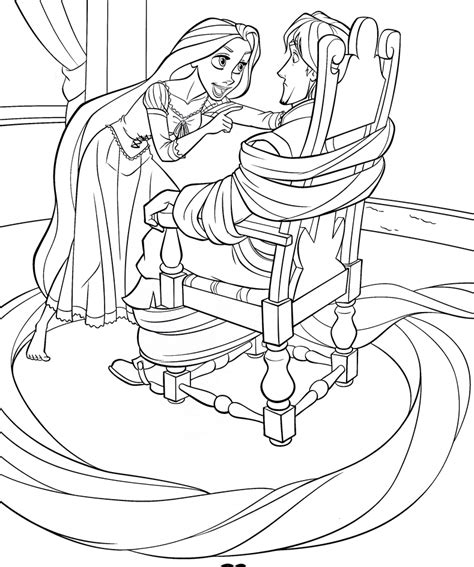 Coloring Page 2018 by Tangled Coloring Pages 2018 Dr