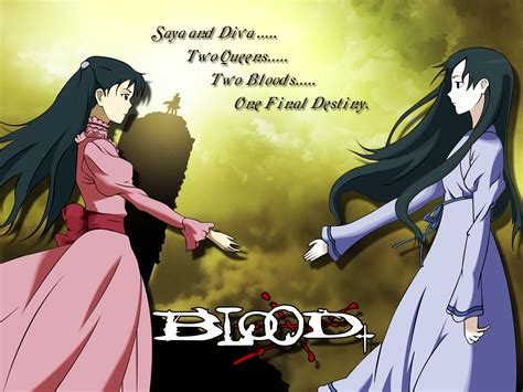 blood plus saya otonashi