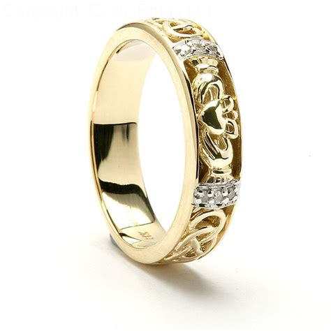 claddagh wedding ring meaning