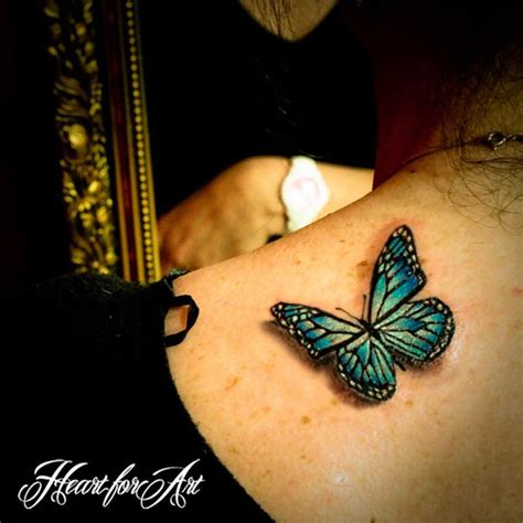 butterfly tattoo realism realistic butterfly and flowers tattoos