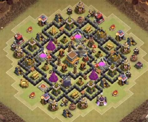 town hall 8 war base top 12 best th8 war base anti dragon 2017 september