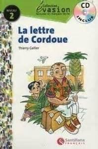 libro lettre dexil la pasajes librer 237 a internacional la lettre de cordoue cd niveau 2 a2 1 gallier thierry