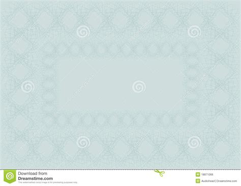 blank certificate background royalty free stock image