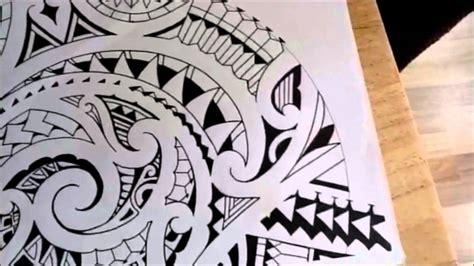 extending a polynesian shoulder sleeve tattoo youtube