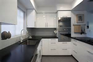 good Kitchen Wall Paint Color Ideas With White Cabinets #8: contemporary-kitchen.jpg