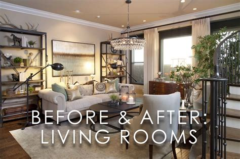 vibrant transitional living room before and after san vibrant transitional living room before and after san