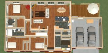 Tiny House Layouts by Tiny House Floor Plan Images Cottage House Plans