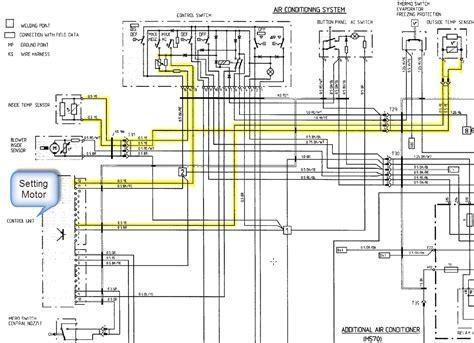 cabin sensor wiring diagram 27 wiring diagram images