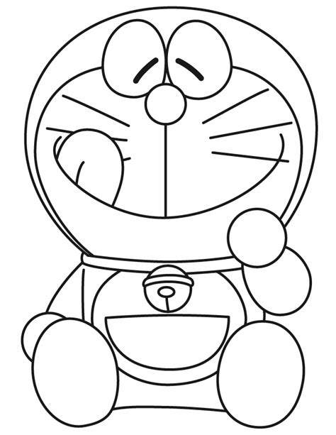 doraemon coloring pages download free coloring pages of doraemon face