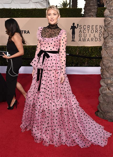 Screen Actors Guild Awards Kate Hudson by The Worst Dressed At The 24th Annual Screen Actors Guild