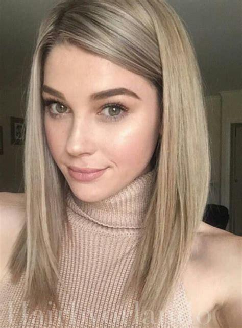 blonde hair color styles for dark eyebrows znalezione obrazy dla zapytania cold olaplex fryzury