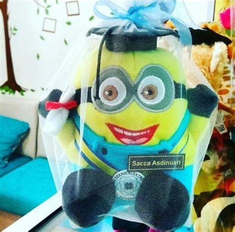 Boneka Wisuda Semarang minion boneka wisuda atem semarang kado wisudaku