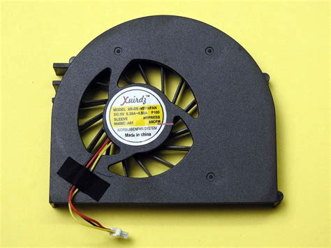 dell inspiron n5110 fan replacement dell inspiron 15r n5110 m5110 laptop cpu fan rf2m7