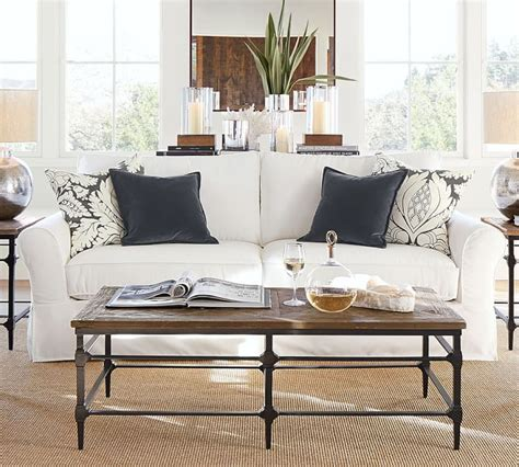 slipcovers that fit pottery barn sofas why i living with white slipcovers in my own style